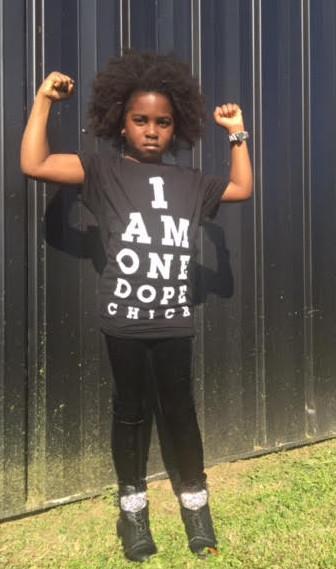 Haniah Rose Edwards - August #YOTG